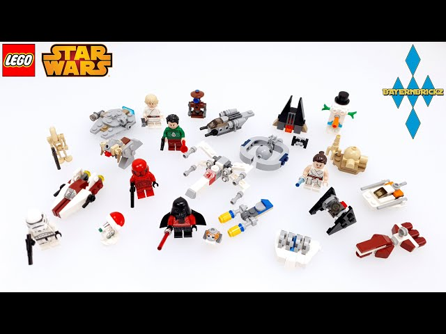 Lego Star Wars - 75279 Advent Calendar / Adventskalender 2020 + Code