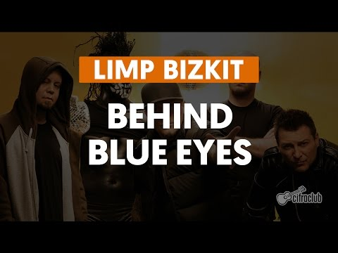 Behind Blue Eyes - Limp Bizkit  de violão completa