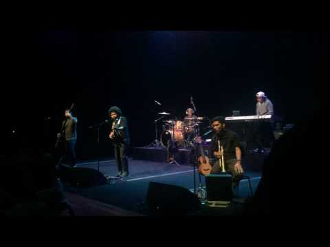 """Payung Teduh live in Singapore - """"Akad"""""""