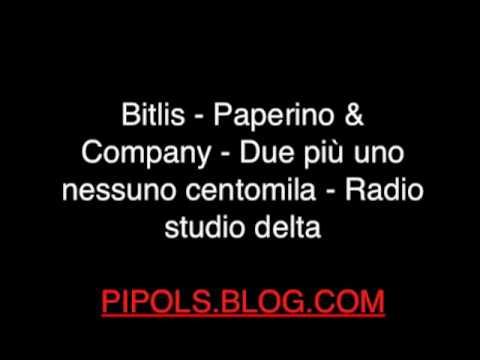 Bitlis - Paperino & Company - Isaia Giovanni Pascoli