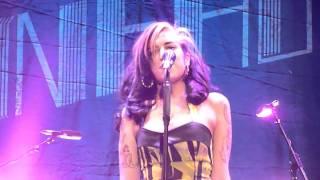 Amy Winehouse - Just Friends Belgrade 2011 Beograd