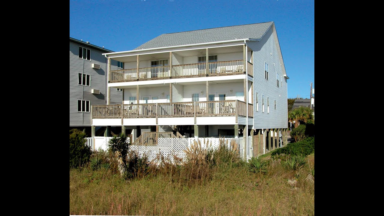 Beach House At The Dunes: N. Myrtle Beach Condo Tour By