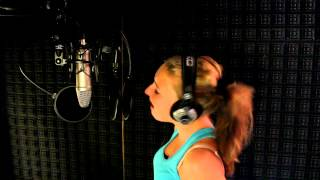 Burning Heart - (Studio Performing) - Kelly Rida Cover 2012