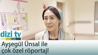 Gambar cover Ayşegül Ünsal ile çok özel röportaj! - Dizi Tv 590. Bölüm
