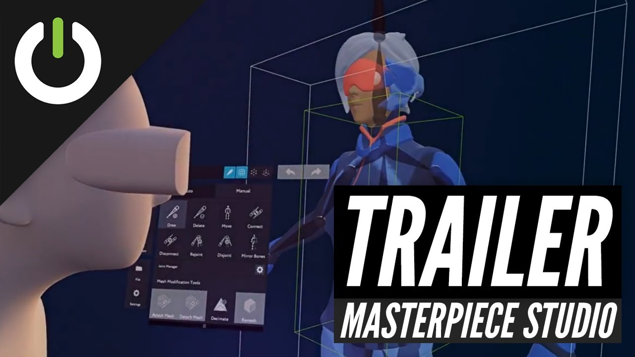 Masterpiecevr Augmented Virtual Reality Confabulation