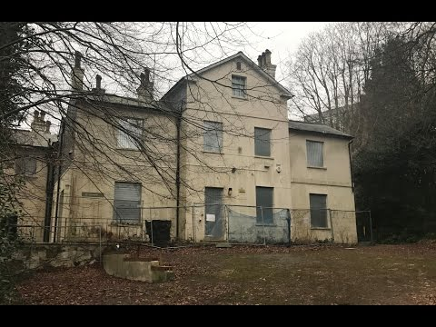 Abandoned girls school  *WARNING