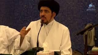 السيد منير الخباز - هل هناك تناقض بين من حق الزوجة العمل و إستئذان الزوج للخروج للعمل.