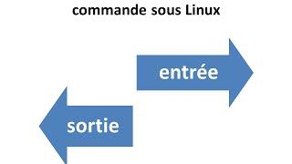 Comment rediriger la sortie d'une commande sous Linux