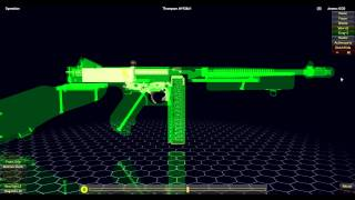 World Of Guns : Gun Disassembly Tommy Gun/Thompson