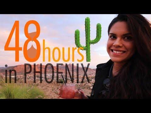 Phoenix, Arizona- Perfect 48 Hour Travel Guide  !