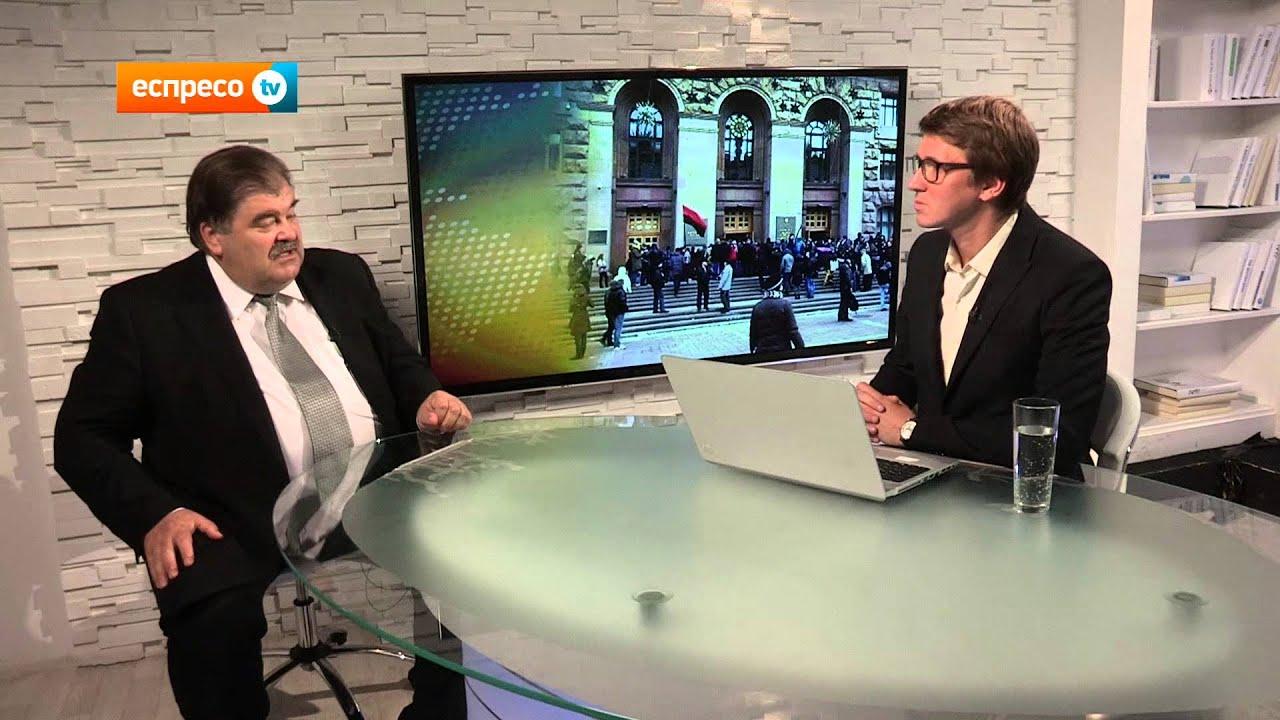 Бондаренко про повернення вкрадених територій Києва - YouTube