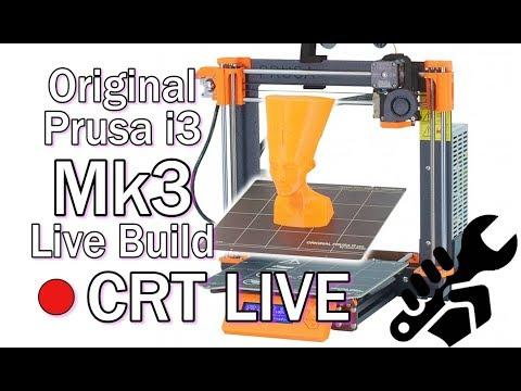 Prusa i3 Mk3 Extreme Speed, Filament, and Crash Torture