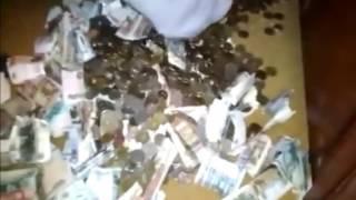 ШОК! Купили квартиру нашли много денег в заначке\смотреть до конца!...