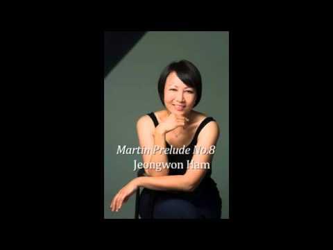 F. Martin: Prelude No.8