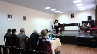 Arsen Balayan-Intermecco shvii hamar (Grigor Haxinyan)