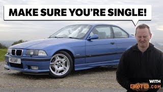 10 Things I've Learnt After 1 Year Of E36 M3 Ownership thumbnail