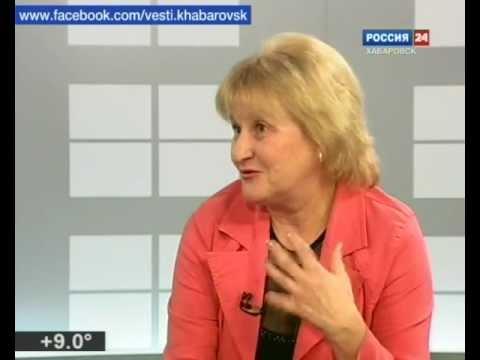Вести-Хабаровск. Интервью с Светланой Агеевой