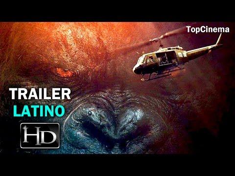 KONG: LA ISLA CALAVERA | Trailer Español Latino - TopCinema Doblando