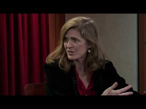 A Conversation with Ambassador Power on Global Health and Human Rights