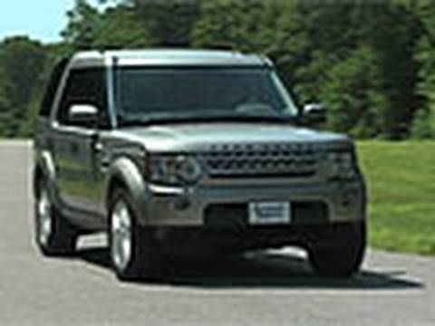 Land Rover LR4 - Consumer Reports