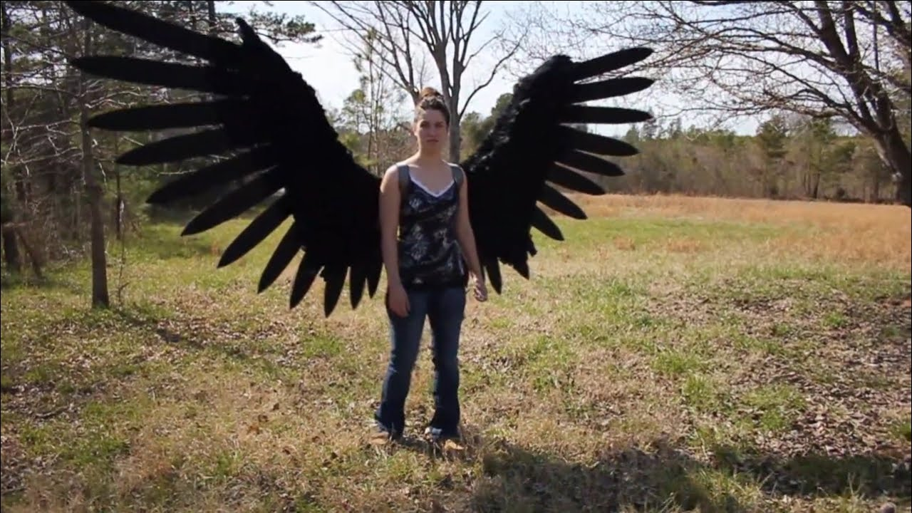 Pneumatic Articulated Wings By Phenomenon Props And