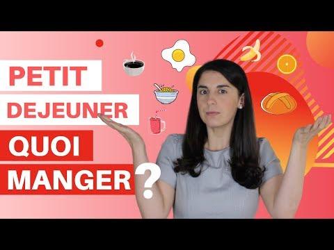 Quoi manger au Petit déjeuner ? Perte de poids et santé from YouTube · Duration:  13 minutes 25 seconds