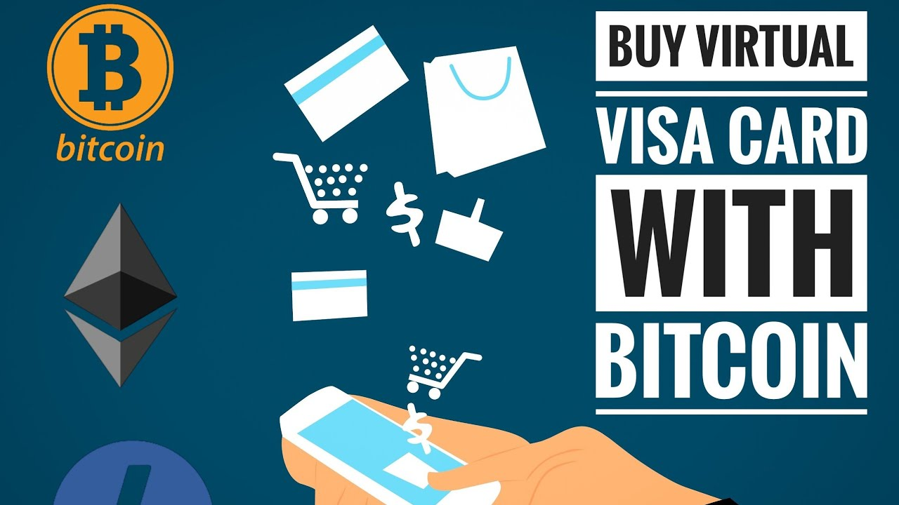 How to Purchase Virtual Visa Card Online Using Bitcoin |Crypto Argha