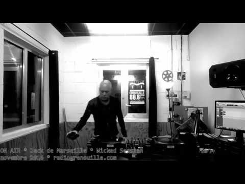 Jack de Marseille - Wicked session - Saison 2016 -17 - Ep2 - Radio Grenouille