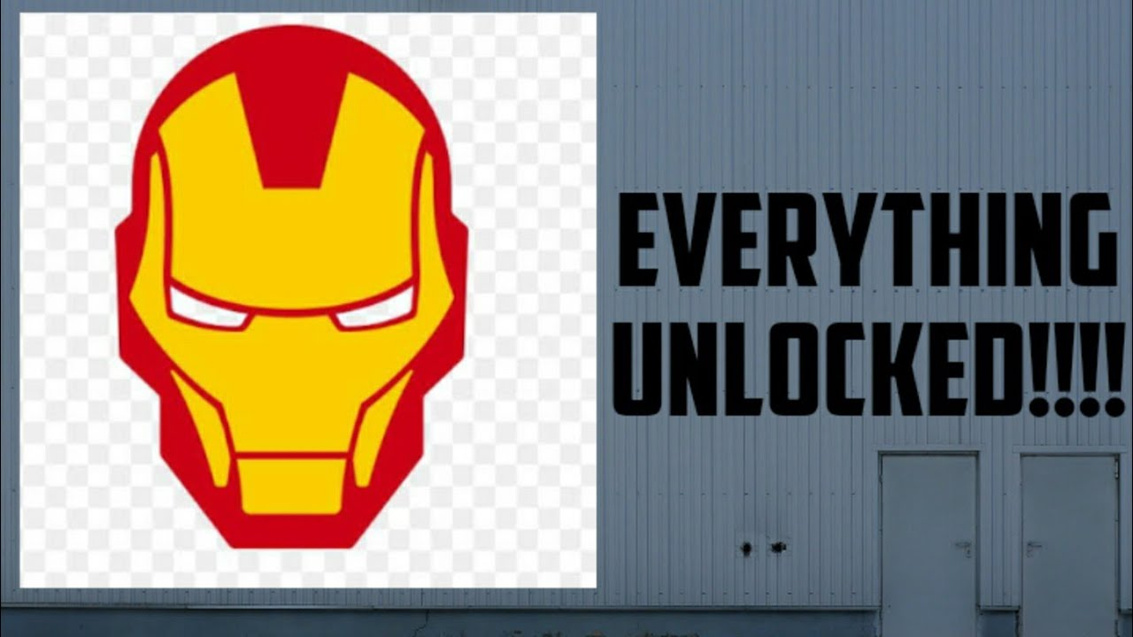 How To Unlock Everything In Iron Man 3d Wallpaper Youtube