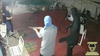 Home Invaders Stopped By Armed Home Owner   Active Self Protection