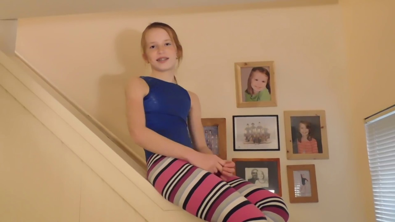 Seven Gymnastics Girls Audition - YouTube