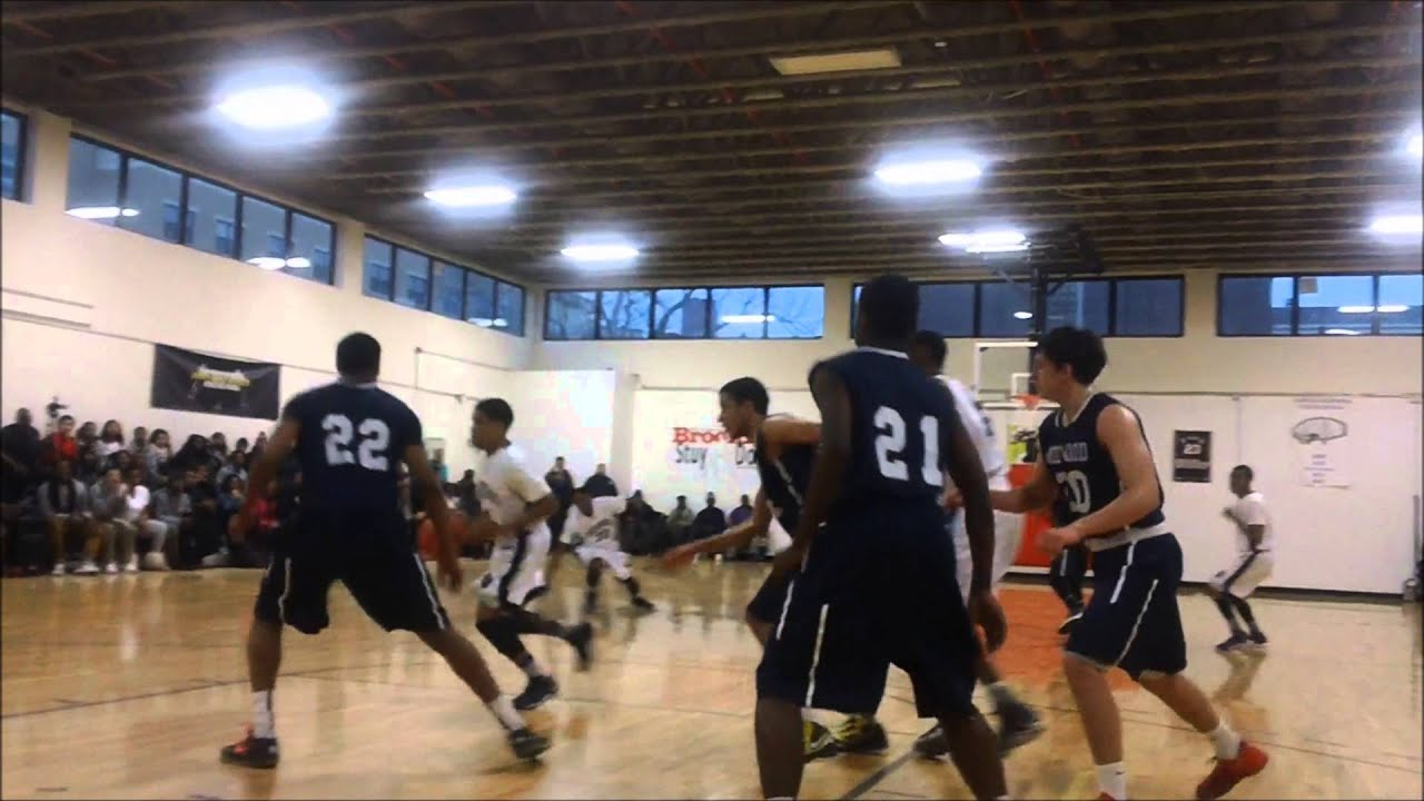 Anthony Gibbs Basketball Highlights Bedford Academy PG Class 2016 ...