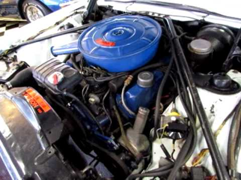 1966 FORD THUNDERBIRD 390 CI ENGINE BEAUTIFUL CAR  WALK