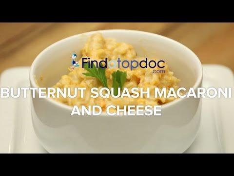 Butternut Squash Macaroni And Cheese Recipe