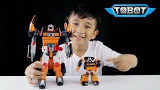 WOW!! Tobot Terbaru Season 3 - Tobot Adventure X Review