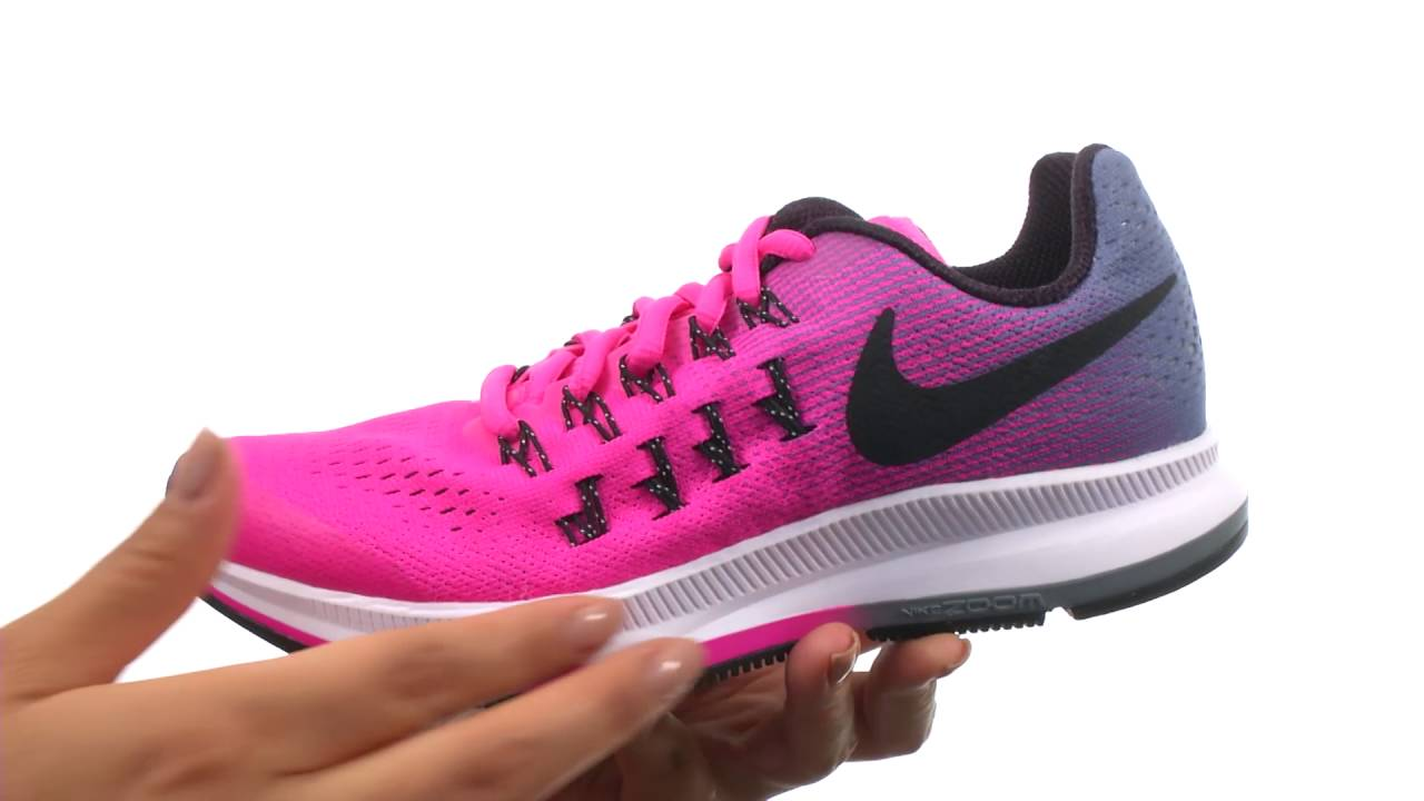 purchase cheap 154d6 f11e6 Nike Kids Zoom Pegasus 33 (Little Kid/Big Kid) SKU:8668265
