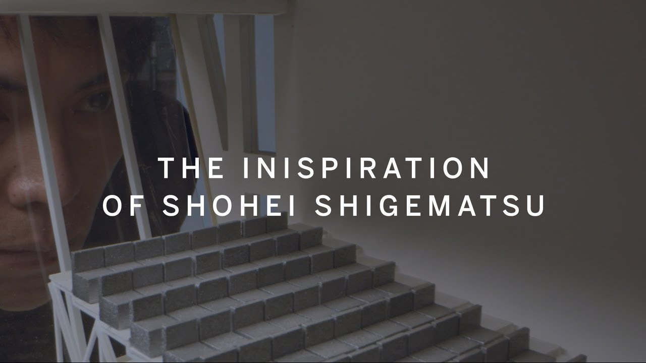 RESIDE MOMENTS - The Inspiration of Shohei Shigematsu