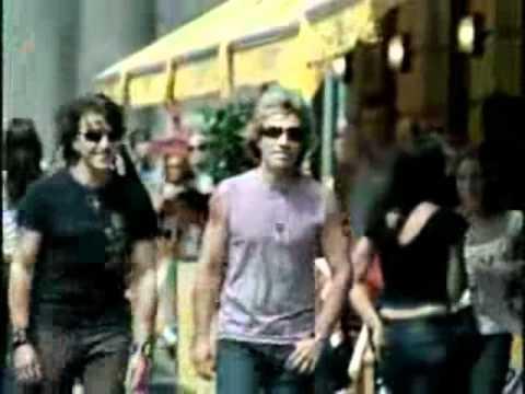 Bon Jovi - Have A Nice Day (Video Mix)