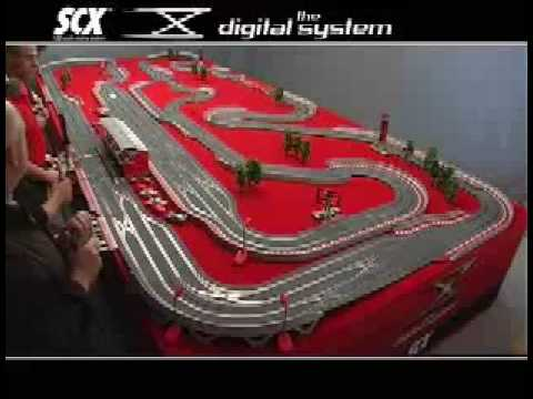 SCX Digital Slot Cars