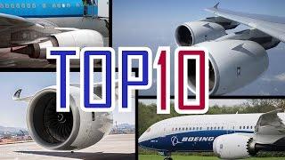 Die Zehn Stärksten Flugzeugtriebwerke!