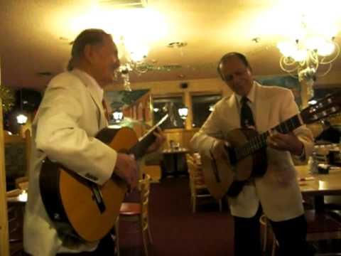 Los Soles De Mexico - Mariachi Band At The El Jimador Restaurant In Lakewood, Colorado