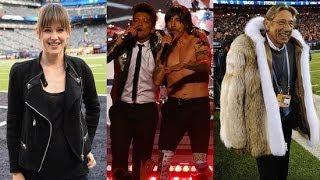 Celebrities Celebrate the Super Bowl! | POPSUGAR News