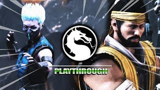FROST...CHILL OUT! : Story Mode - Mortal Kombat X (Part 9)