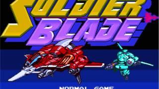Soldier Blade - Operation 1