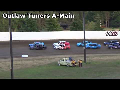 Grays Harbor Raceway, July 13, 2019, Outlaw Tuners A-Main
