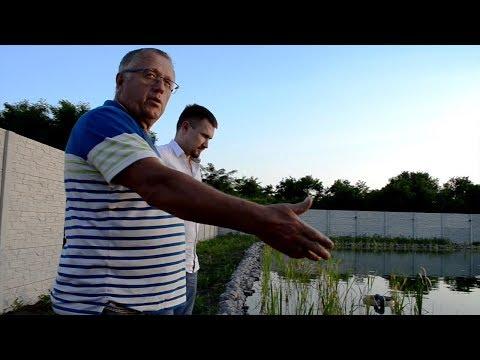 Как НЕ надо строить биопруд Плохой отзыв заказчика Харьков