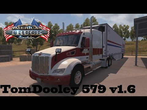 American Truck Simulator - Hello Twitch and TomDooley
