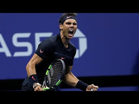 Rafael Nadal powers past Juan Martin del Potro to set up a US Open Final against surprise…