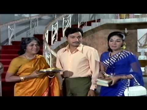 Dr Rajkumar And Kalpana Comedy Dialogues Scene | Dari Thapida Maga Kannada Movie
