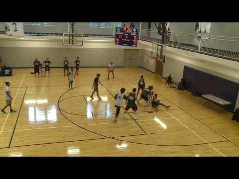 Dylan Edwards 134  6'5 F Class of 2019 Greensboro Recruiting Event
